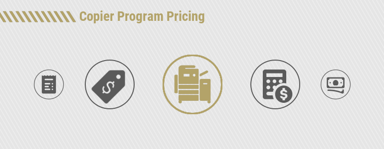 Campus Copier Program Pricing
